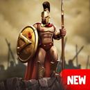 Gladiator Heroes Clash - Chiến đấu và chiến lược APK