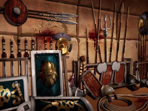 Gladiator Heroes - لعبة استراتيجية تصوير الشاشة 21