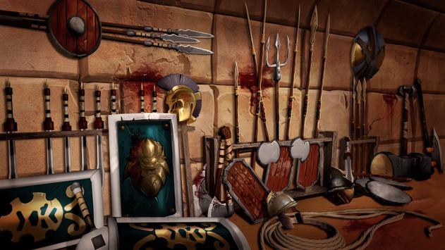Gladiator Heroes Clash: Fighting and Strategy Game Ekran Görüntüsü 5