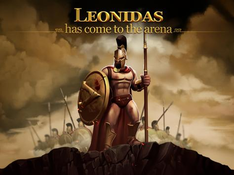 Gladiator Heroes Clash: Fighting and Strategy Game Ekran Görüntüsü 8