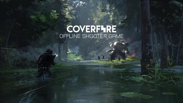 Cover Fire poster