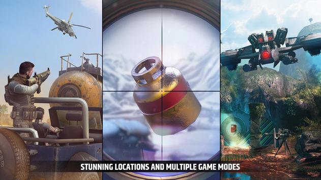 カバー火:無料オフラインシューティングゲーム - スナイパーゲーム (Cover Fire) スクリーンショット 13