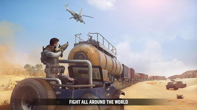 カバー火:無料オフラインシューティングゲーム - スナイパーゲーム (Cover Fire) スクリーンショット 3