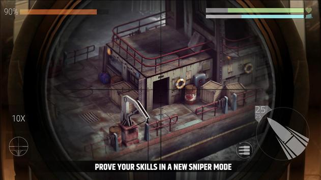 カバー火:無料オフラインシューティングゲーム - スナイパーゲーム (Cover Fire) スクリーンショット 4