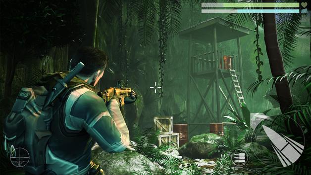 カバー火:無料オフラインシューティングゲーム - スナイパーゲーム (Cover Fire) スクリーンショット 8