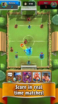 10 Schermata Soccer Royale
