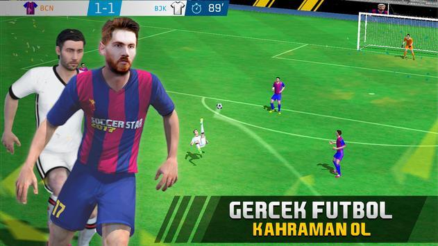 Soccer Star 2019 Top Leagues: Türk Futbol oyunu! Ekran Görüntüsü 12