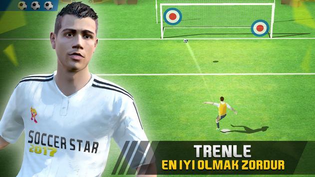 Soccer Star 2019 Top Leagues: Türk Futbol oyunu! Ekran Görüntüsü 1