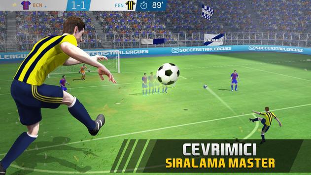 Soccer Star 2019 Top Leagues: Türk Futbol oyunu! Ekran Görüntüsü 8