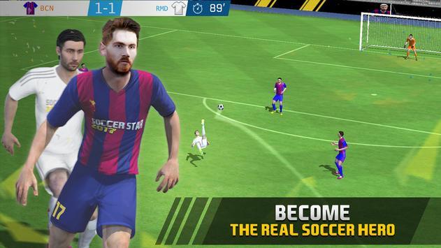 Soccer Star 2019 Top Leagues · Jogos de futebol Cartaz