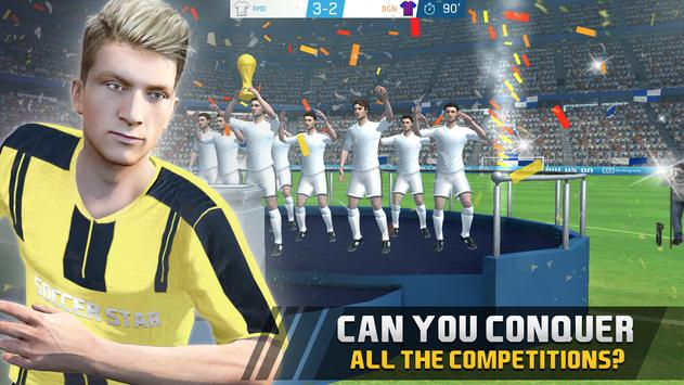 Soccer Star 2019 Top Leagues: Join the Soccer Game screenshot 15