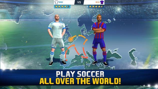 Soccer Star 2019 Top Leagues: Best football games! स्क्रीनशॉट 2