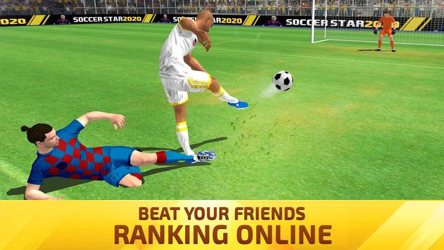 Soccer Star 2020 Top Leagues: Play the SOCCER game screenshot 3