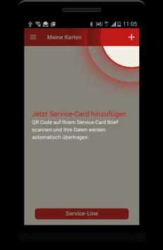 Generali Service-Card App poster