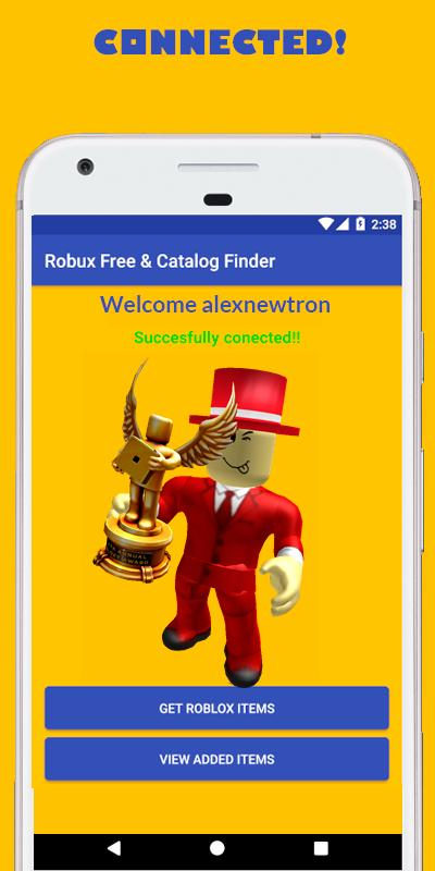 How to get free catalog items in roblox