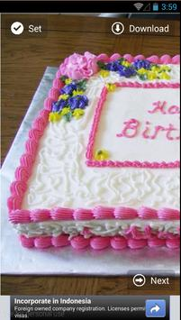 Birthday Cake Ideas Free screenshot 2