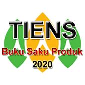 Buku Saku Produk Tiens 2020 أيقونة