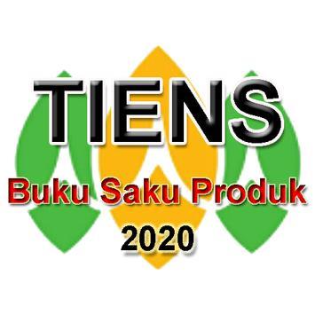 Buku Saku Produk Tiens 2020 الملصق