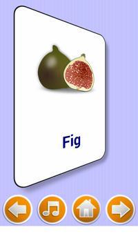 Kids  flashcard game screenshot 4