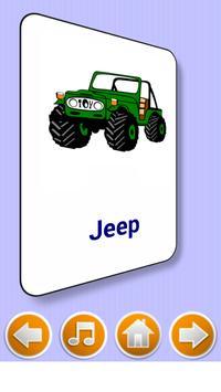 Kids  flashcard game स्क्रीनशॉट 7