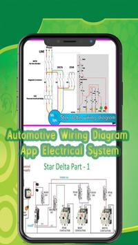 automotive wiring diagram app - electrical system ������������