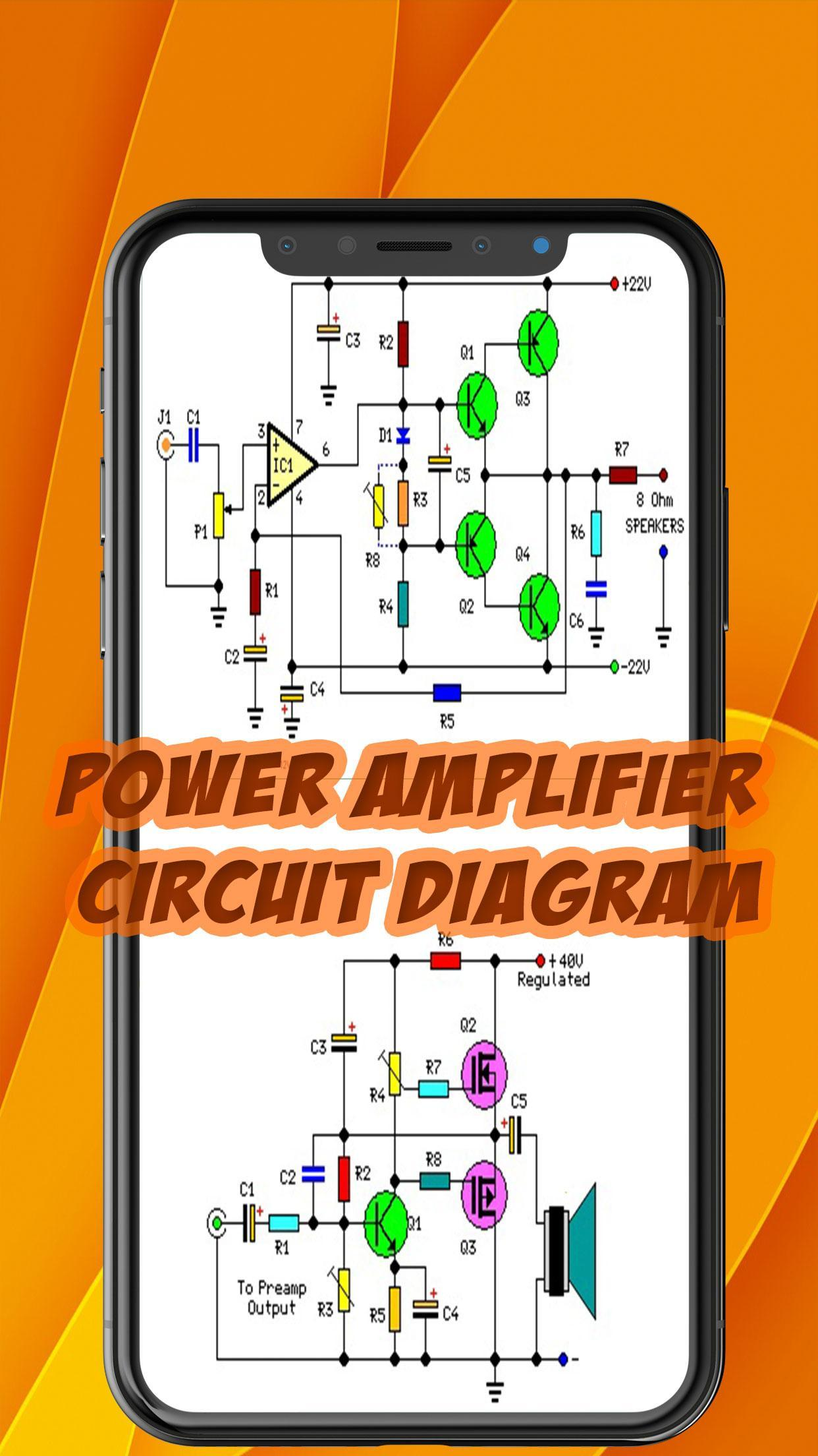 power amplifier circuit diagram for Android - APK Download on