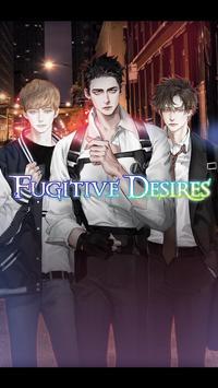 Fugitive Desires Plakat