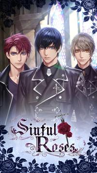 Sinful Roses : Romance Otome Game screenshot 4