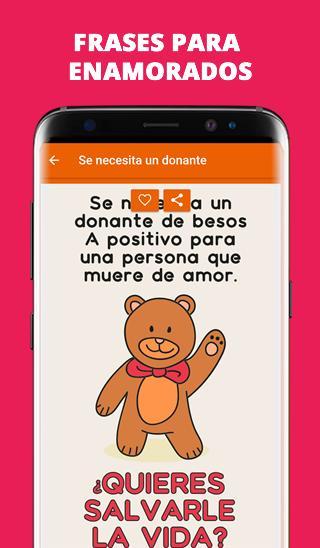 Ositos Con Frases De Amor Für Android Apk Herunterladen
