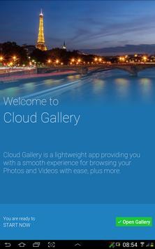 Cloud Gallery capture d'écran 7