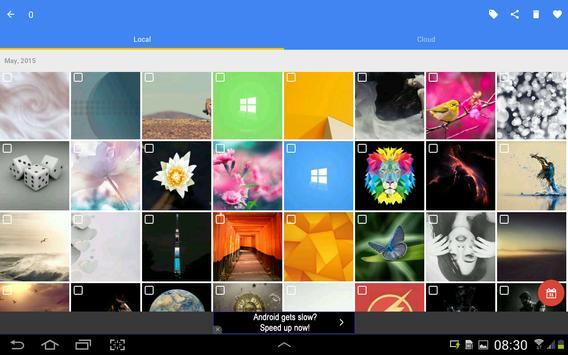 Cloud Gallery capture d'écran 9