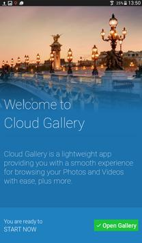 Cloud Gallery capture d'écran 14