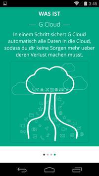 G Cloud Plakat