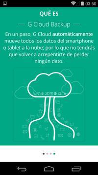 G Cloud Poster