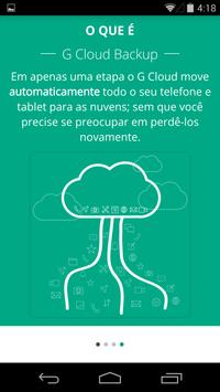 G Cloud imagem de tela 1