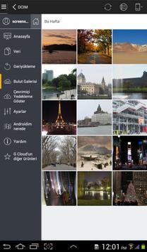 G Cloud Ekran Görüntüsü 15