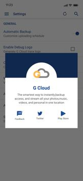 G Cloud screenshot 6