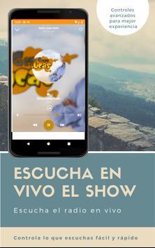 El Genio Lucas Radio en Vivo Reflexiones y Podcast скриншот 2