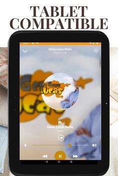 El Genio Lucas Radio en Vivo Reflexiones y Podcast скриншот 4