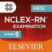 Icona HESI NCLEX RN Exam Prep