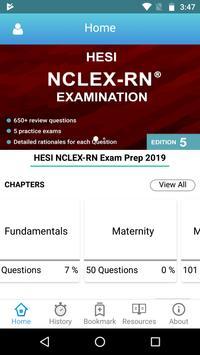 Poster HESI NCLEX RN Exam Prep