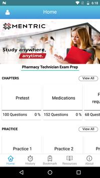 Mosby's PTCE Exam Prep poster