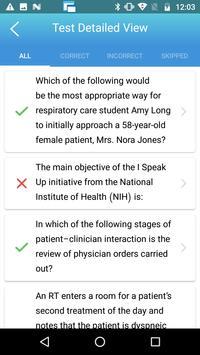 Respiratory Therapist Prep スクリーンショット 5