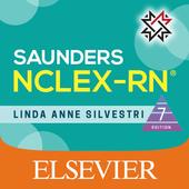 Saunders NCLEX RN Exam 2019 biểu tượng
