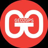 Geo2GPS icon