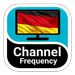 German Channels Frequency
