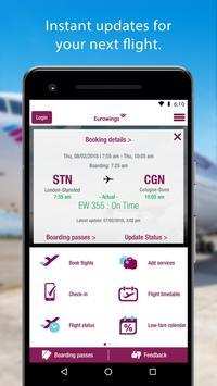 Eurowings screenshot 1