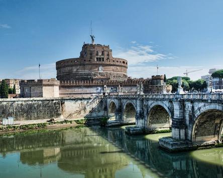 Castle Sant Angelo Puzzles screenshot 4