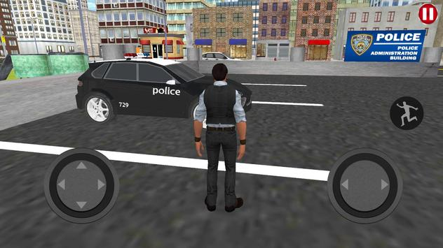 Real Police Car Driving screenshot 1
