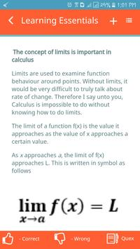 Basic Calculus screenshot 12